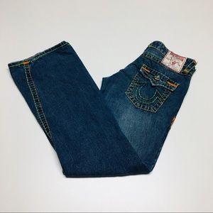 True Religion Jeans Blue Denim